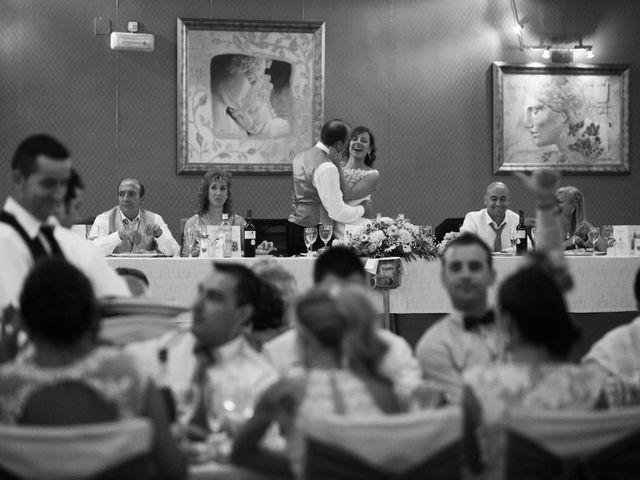 La boda de Alberto y Andrea en San Clemente, Cuenca 40