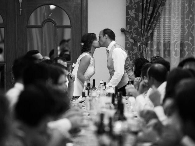 La boda de Alberto y Andrea en San Clemente, Cuenca 42
