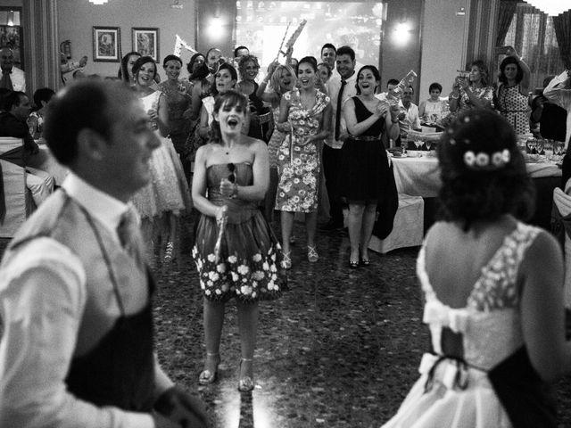 La boda de Alberto y Andrea en San Clemente, Cuenca 44