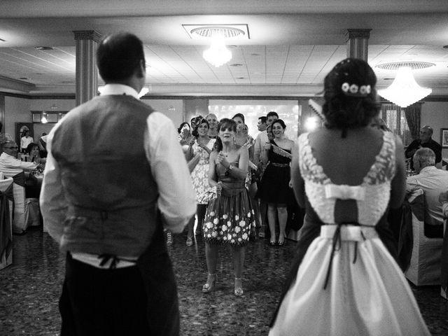 La boda de Alberto y Andrea en San Clemente, Cuenca 45