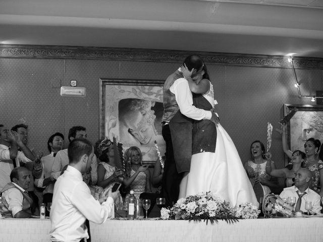 La boda de Alberto y Andrea en San Clemente, Cuenca 46