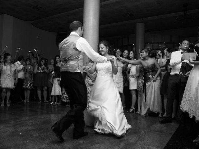 La boda de Alberto y Andrea en San Clemente, Cuenca 48