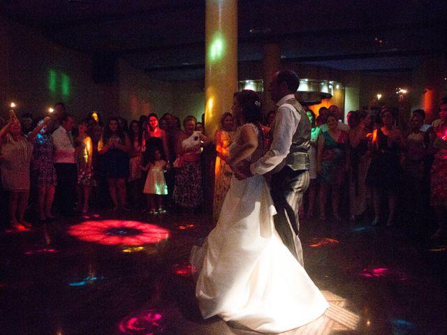 La boda de Alberto y Andrea en San Clemente, Cuenca 49