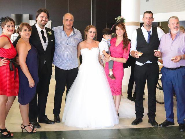 La boda de Ángela y Ruben