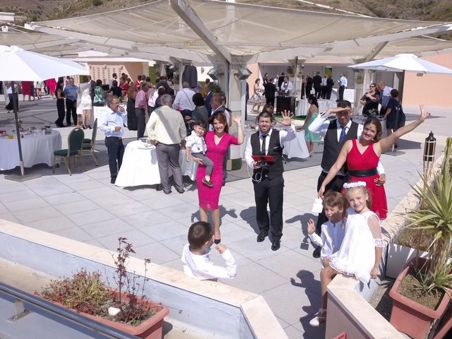 La boda de Ruben y Ángela en Salobreña, Granada 6