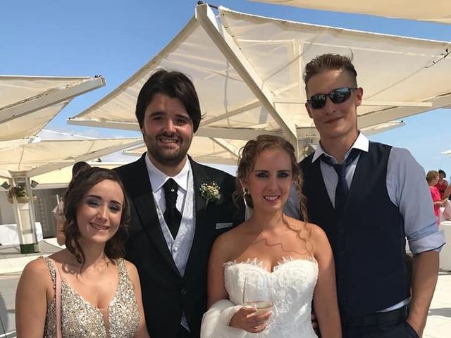 La boda de Ruben y Ángela en Salobreña, Granada 8