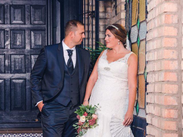 La boda de Marisol y Antonio