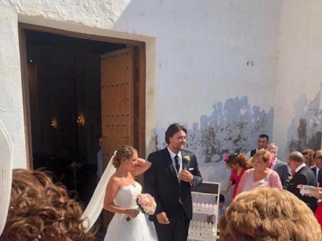 La boda de Ruben y Ángela en Salobreña, Granada 1