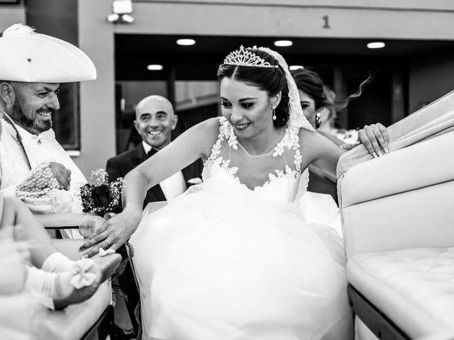 La boda de Jesus y Jenifer en Guillen, Lugo 16