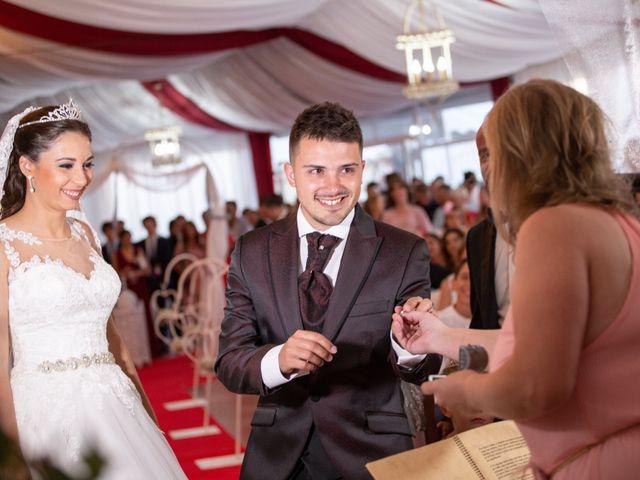La boda de Jesus y Jenifer en Guillen, Lugo 21