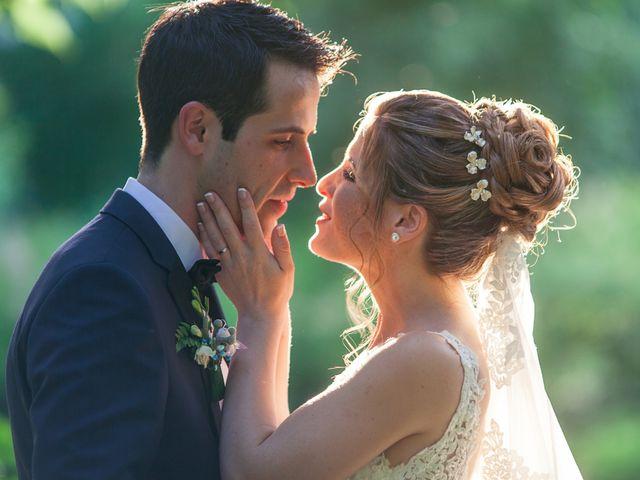 La boda de Celia y Manu