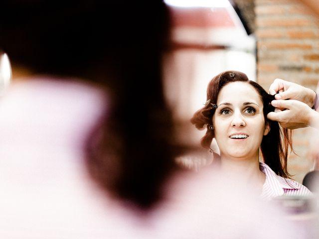 La boda de Francisco y Natalia en Bienvenida, Badajoz 1