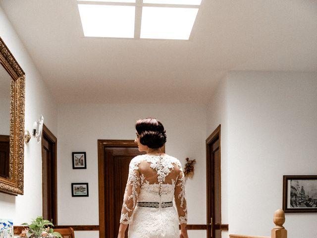 La boda de Francisco y Natalia en Bienvenida, Badajoz 15