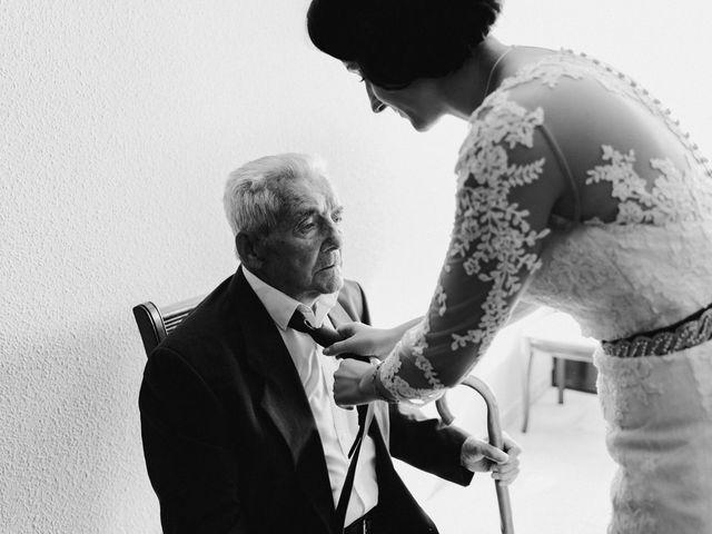 La boda de Francisco y Natalia en Bienvenida, Badajoz 16