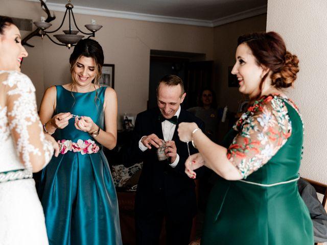 La boda de Francisco y Natalia en Bienvenida, Badajoz 17