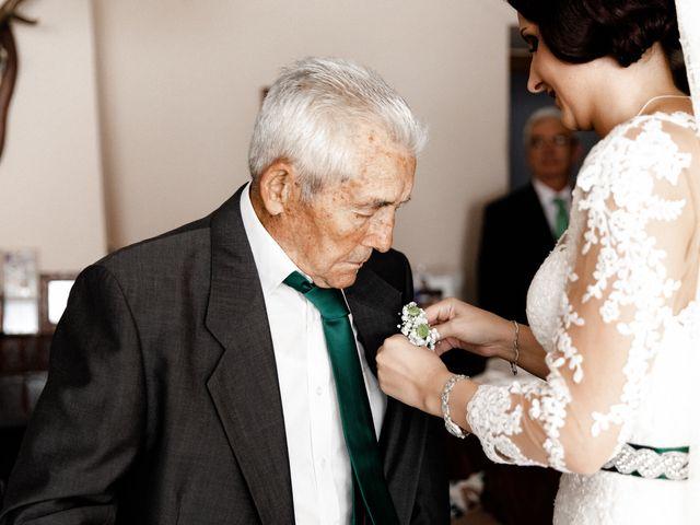 La boda de Francisco y Natalia en Bienvenida, Badajoz 21
