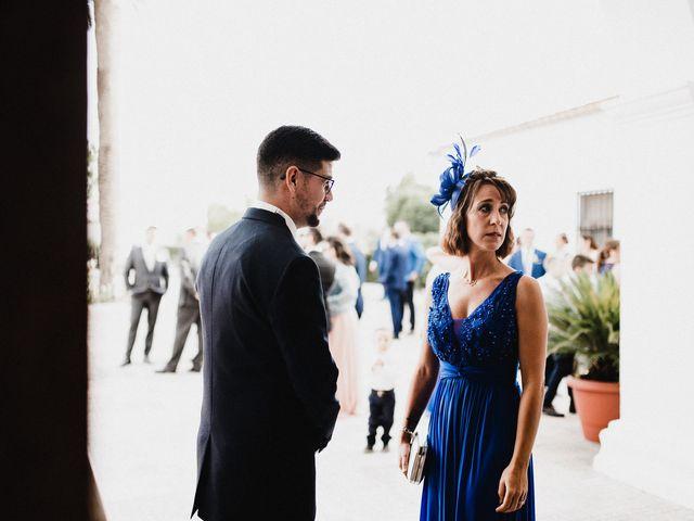 La boda de Francisco y Natalia en Bienvenida, Badajoz 39