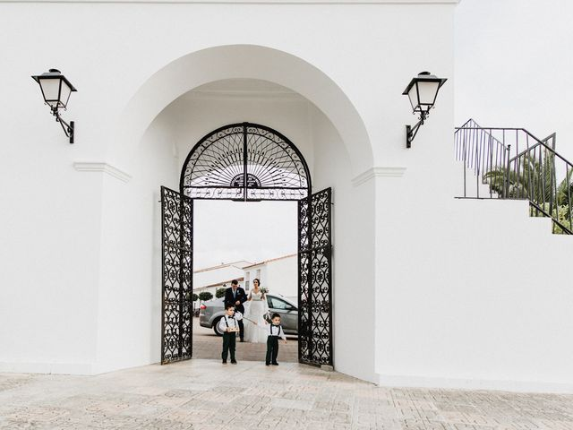 La boda de Francisco y Natalia en Bienvenida, Badajoz 45