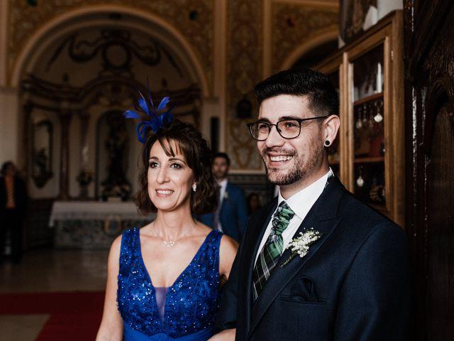 La boda de Francisco y Natalia en Bienvenida, Badajoz 47