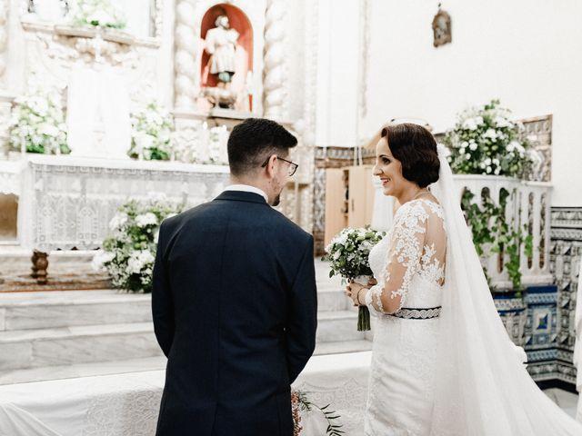 La boda de Francisco y Natalia en Bienvenida, Badajoz 50