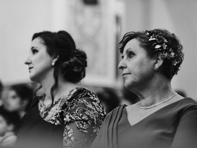 La boda de Francisco y Natalia en Bienvenida, Badajoz 53
