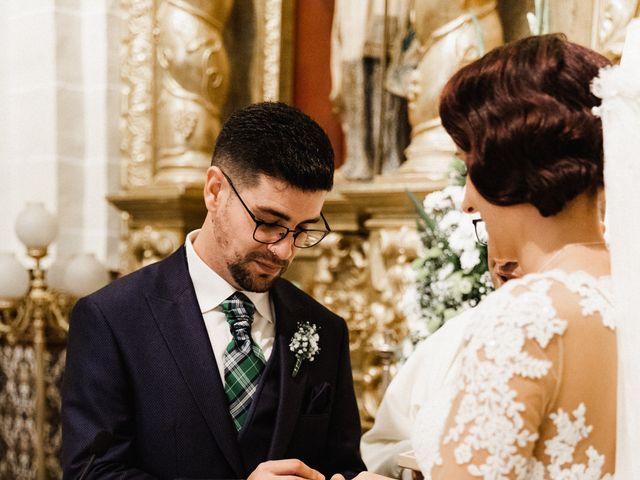 La boda de Francisco y Natalia en Bienvenida, Badajoz 56