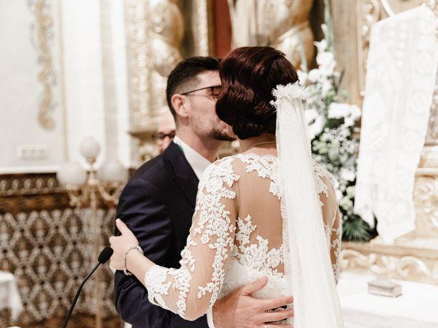 La boda de Francisco y Natalia en Bienvenida, Badajoz 59