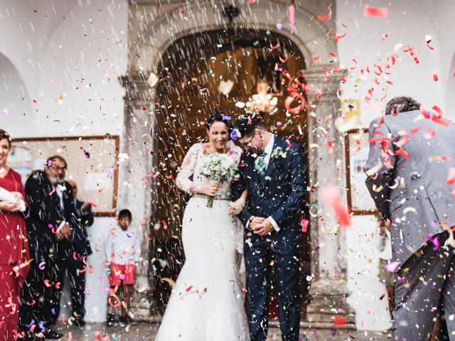 La boda de Francisco y Natalia en Bienvenida, Badajoz 66