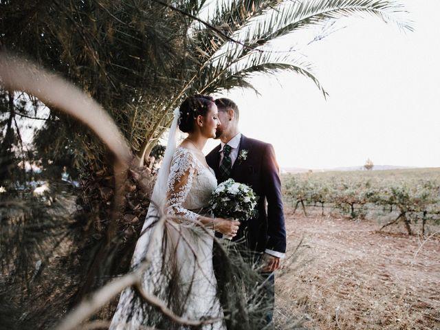 La boda de Francisco y Natalia en Bienvenida, Badajoz 70