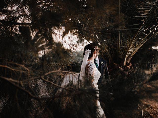 La boda de Francisco y Natalia en Bienvenida, Badajoz 75