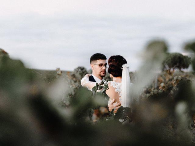 La boda de Francisco y Natalia en Bienvenida, Badajoz 78