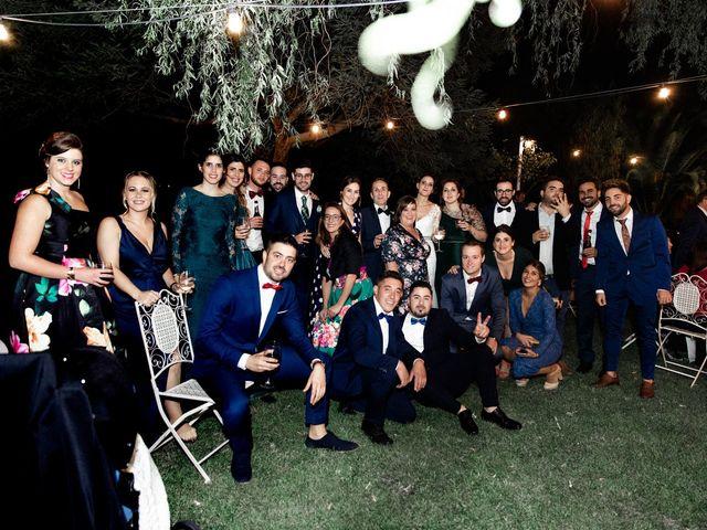 La boda de Francisco y Natalia en Bienvenida, Badajoz 94