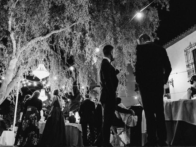 La boda de Francisco y Natalia en Bienvenida, Badajoz 96