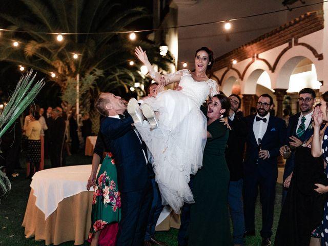 La boda de Francisco y Natalia en Bienvenida, Badajoz 99