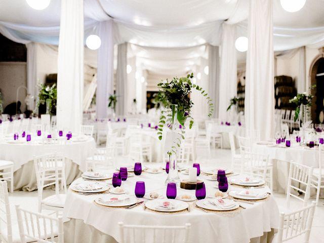 La boda de Francisco y Natalia en Bienvenida, Badajoz 101