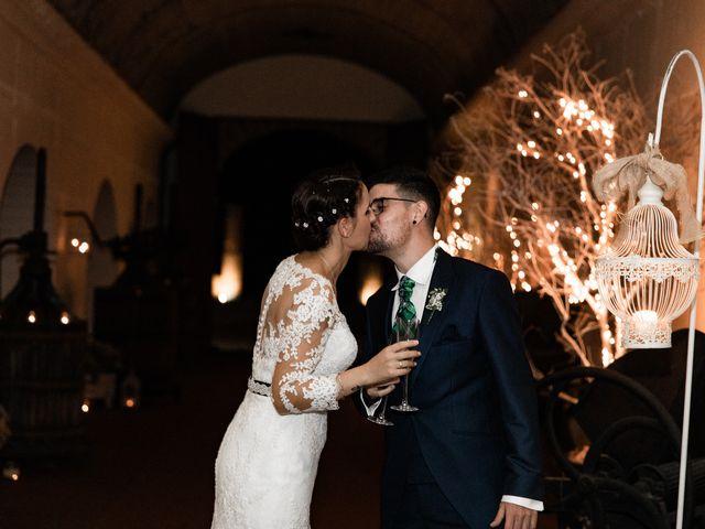 La boda de Francisco y Natalia en Bienvenida, Badajoz 103