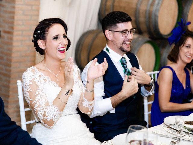 La boda de Francisco y Natalia en Bienvenida, Badajoz 109
