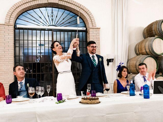 La boda de Francisco y Natalia en Bienvenida, Badajoz 115