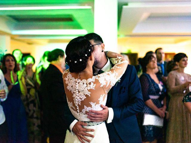 La boda de Francisco y Natalia en Bienvenida, Badajoz 118