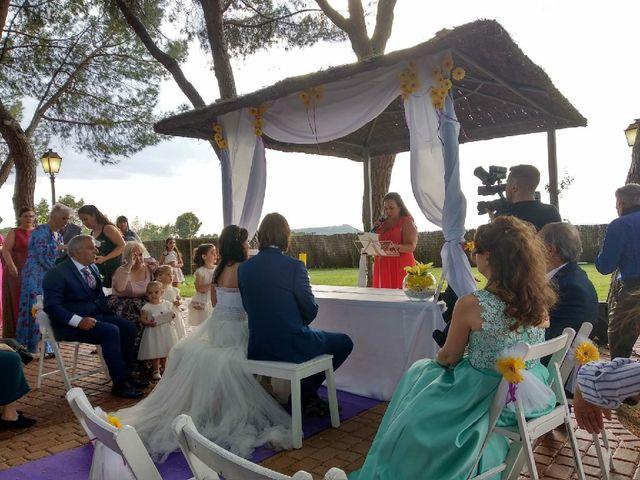 La boda de Alex y Raquel en Villalbilla, Madrid 4