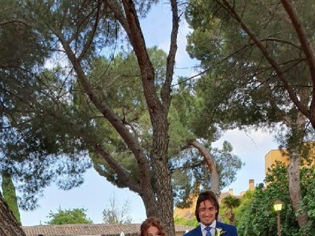 La boda de Alex y Raquel en Villalbilla, Madrid 5