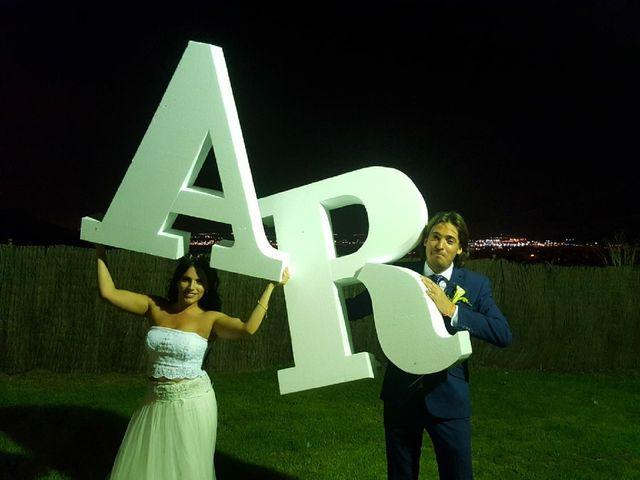 La boda de Alex y Raquel en Villalbilla, Madrid 7
