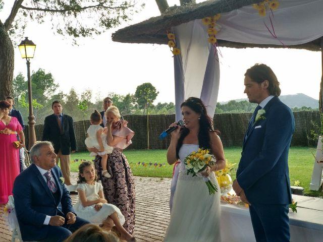 La boda de Alex y Raquel en Villalbilla, Madrid 8