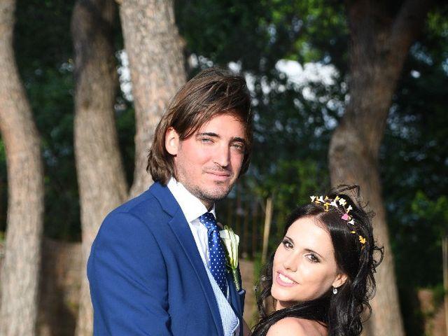 La boda de Alex y Raquel en Villalbilla, Madrid 10