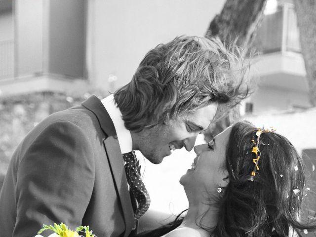 La boda de Alex y Raquel en Villalbilla, Madrid 11