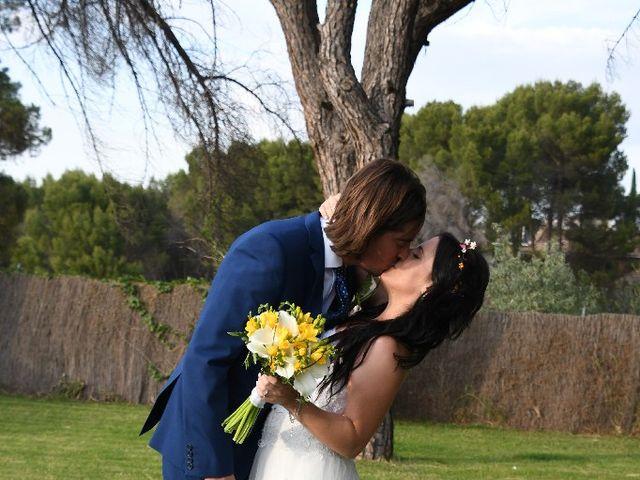La boda de Alex y Raquel en Villalbilla, Madrid 15