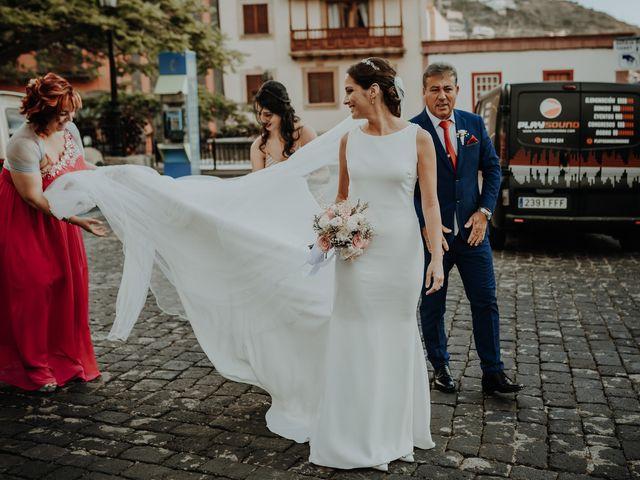 La boda de Rayco y Celeste en Santa Maria De Guia, Las Palmas 2