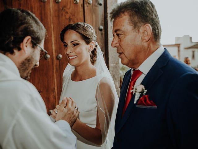 La boda de Rayco y Celeste en Santa Maria De Guia, Las Palmas 3