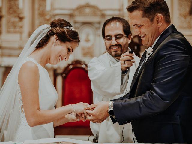 La boda de Rayco y Celeste en Santa Maria De Guia, Las Palmas 6
