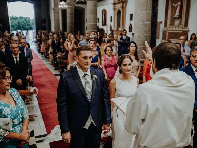La boda de Rayco y Celeste en Santa Maria De Guia, Las Palmas 7